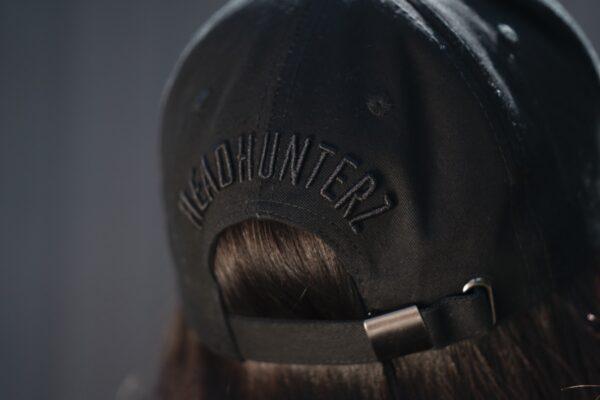 HHZ black cap