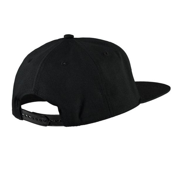 Headhunterz Snapback Black Hardstyle Merchandise