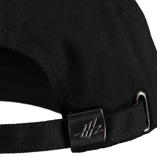 Headhunterz Cap Black Hardstyle Merchandise