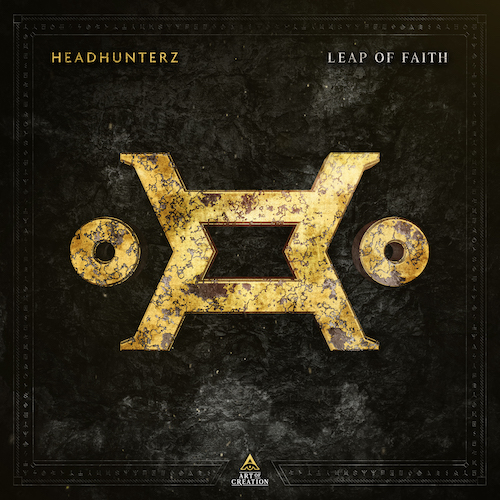 Coverart Headhunterz - Leap Of Faith 2018