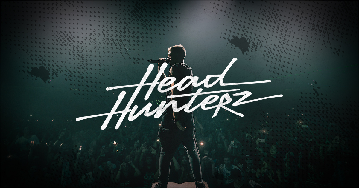 HEADHUNTERZ | THE MUSIC THAT COMES FROM WITHIN