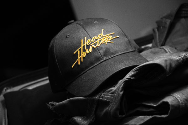 Headhunterz cap gold