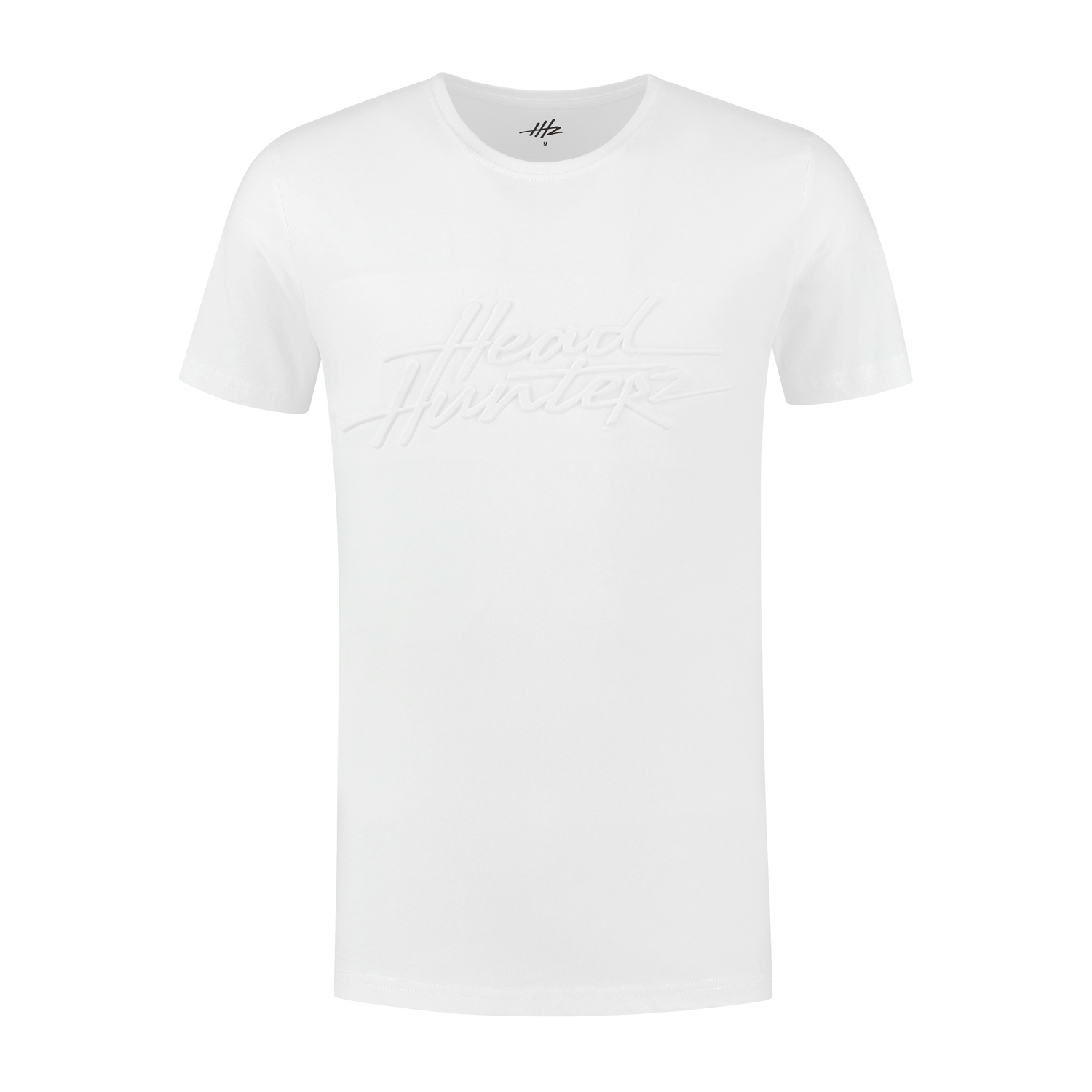 Headhunterz White Tee